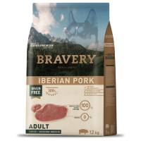 BRAVERY ADULT IBERIAN PORK MEDIUM/MAXI