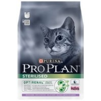 Pro Plan Cat Sterilised Optirenal Tacchino